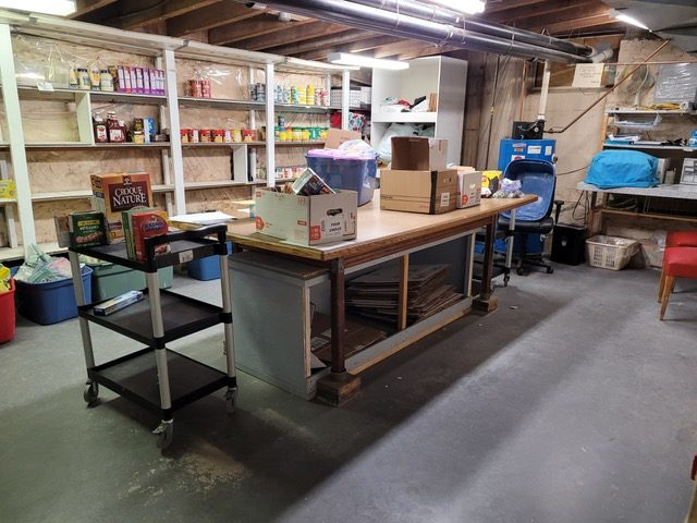 Welcome to  Loaves & Fishes Food Bank!